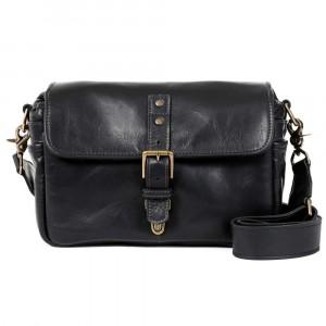 Ona Bowery Black Leather