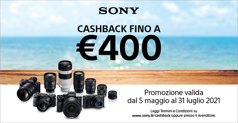 Sony Cash Back