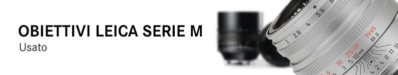 Obiettivi Leica Serie M
