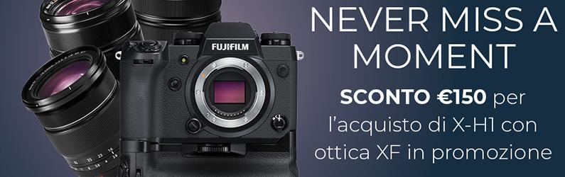 Fujifilm Instant Rebate X-H1