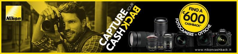 Nikon Cash Back