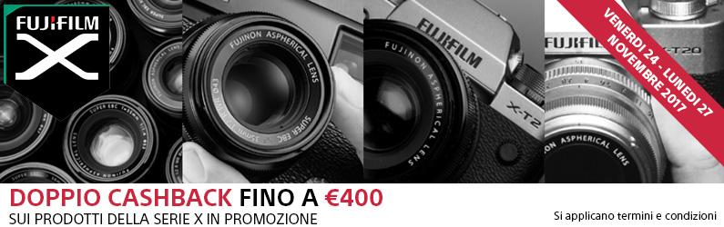 Fujifilm Cash Back