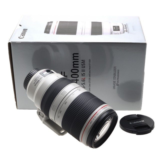 100-400mm f/4.5-5.6L IS II USM Canone EF