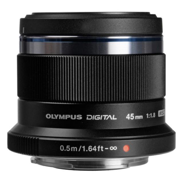 45mm f/1.8 NERO OLYMPUS M.ZUIKO DIGITAL