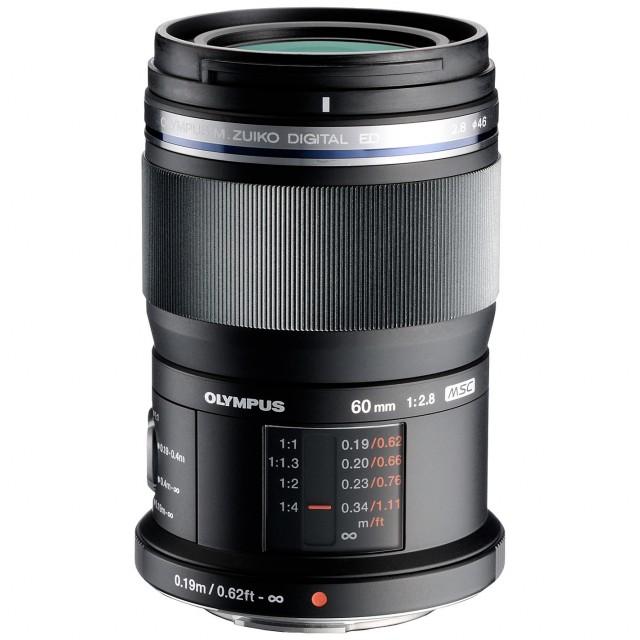 60mm f/2.8 NERO OLYMPUS