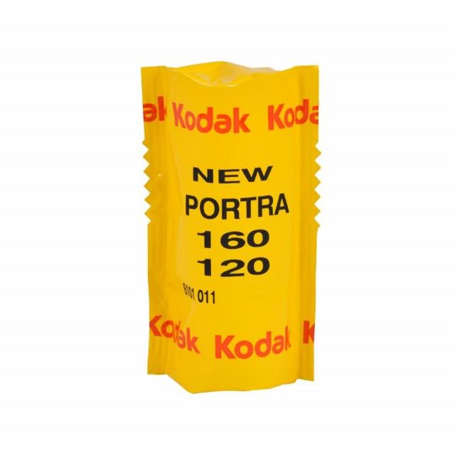 Kodak Professional Portra 160