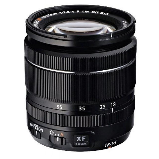 18-55mm f2.8-4 R XF Fujifilm