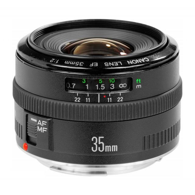 35mm f/2.0 EF CANON