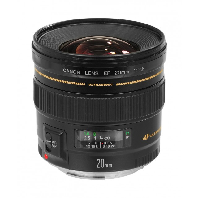 20mm f/2.8 EF USM CANON