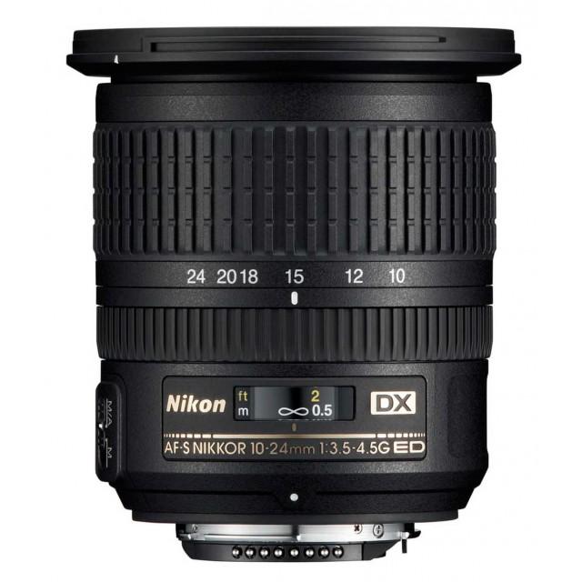 10-24mm f/3.5-4.5G ED AF-S DX ZOOM NIKKOR