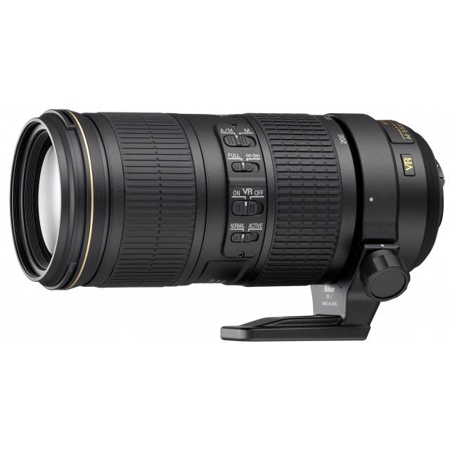70-200mm f/4G ED AF-S VR ZOOM NIKKOR
