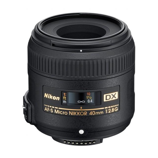 40mm f/2.8G AF-S DX Micro NIKKOR