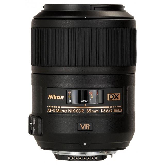 85mm f/3.5G ED AF-S DX VR MICRO NIKKOR