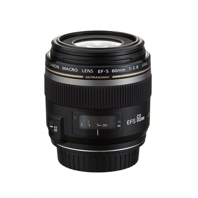 60mm f/2.8 EF-S Macro USM CANON