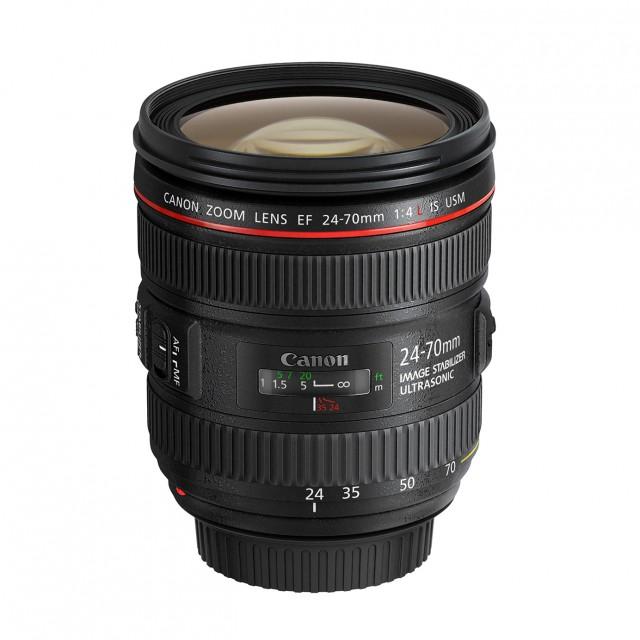 24-70mm f/4L EF IS USM