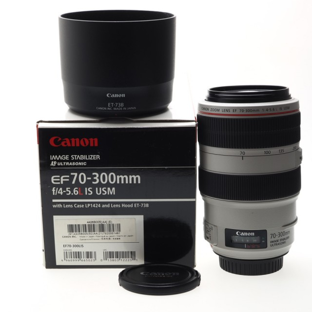 70-300mm f/4-5.6 L IS USM Canon EF