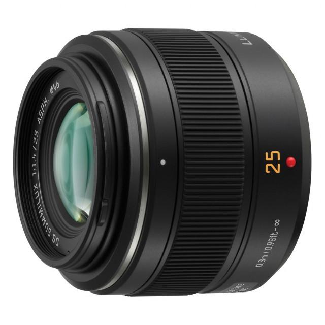 25mm f/1.4 ASPH PANASONIC NERO
