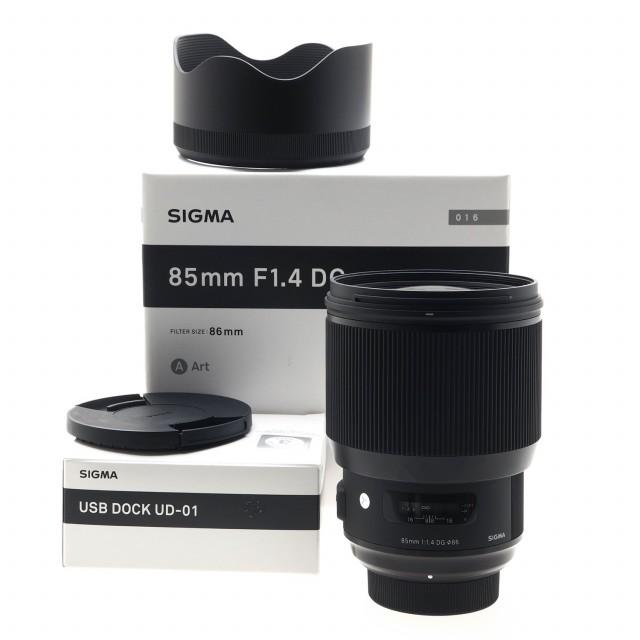 85mm f/1.4 DG HSM Art Sigma (Nikon AF)