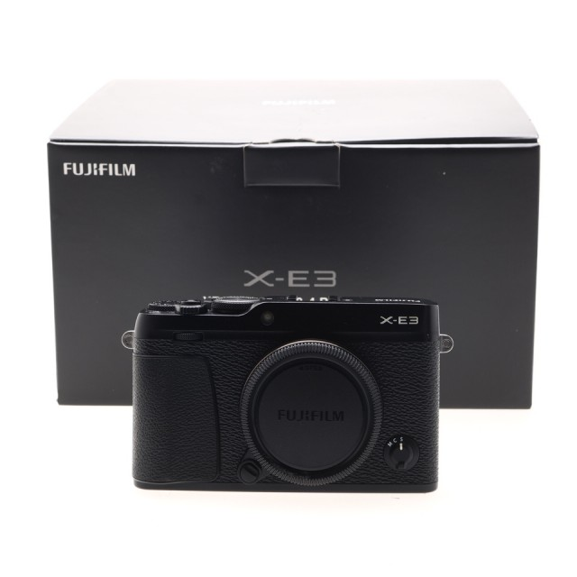 Fujifilm X-E3 Black (Body)