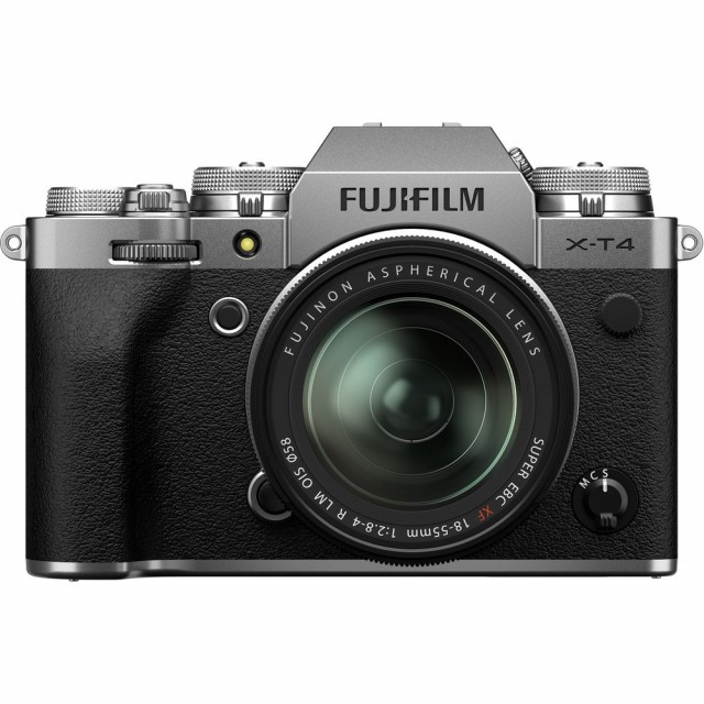 Fujifilm X-T4 Kit 18-55mm f/2.8-4 Silver