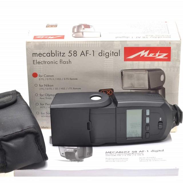 Metz Mecabiltz 58 AF-1 per Canon