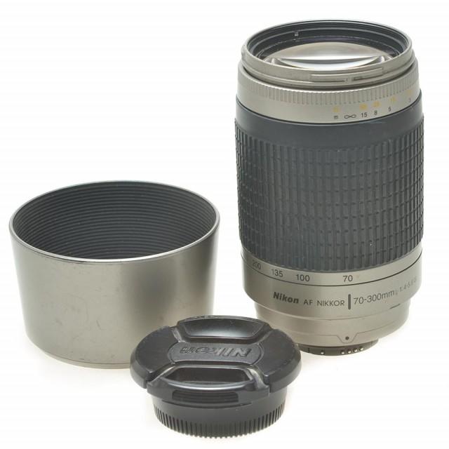 Nikkor AF 70-300mm F4-5.6 G