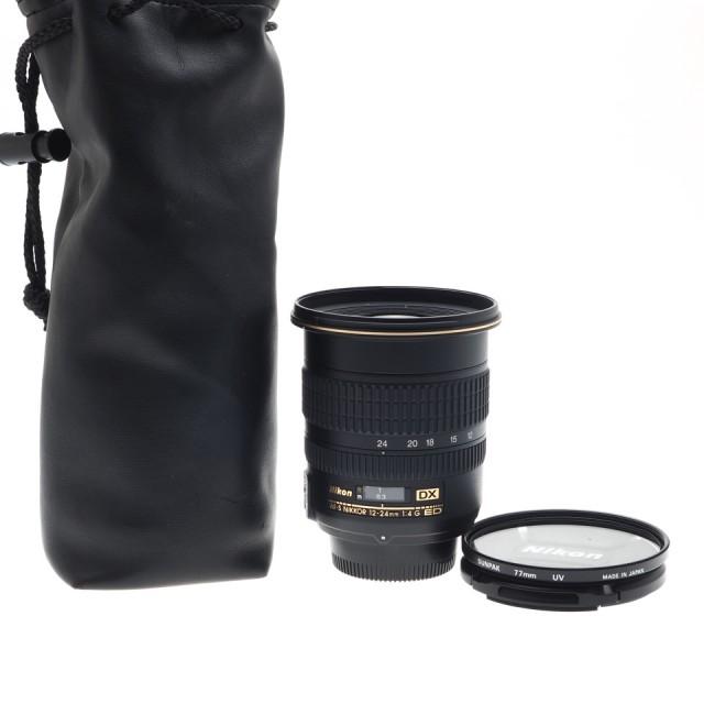 12-24mm f/4 G ED Nikkor AF-S DX