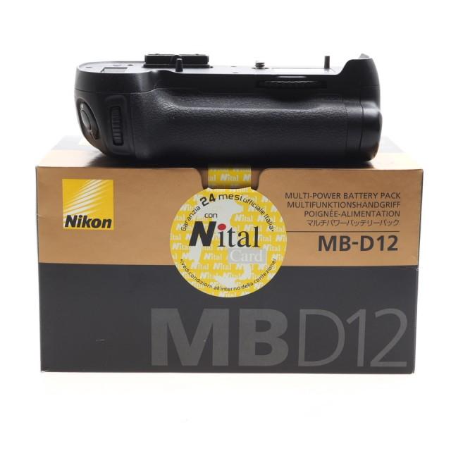 Nikon MB-D12 Nital