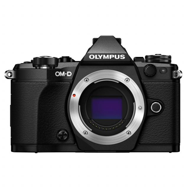 Olympus OM-D E-M5 Mark II body Nero