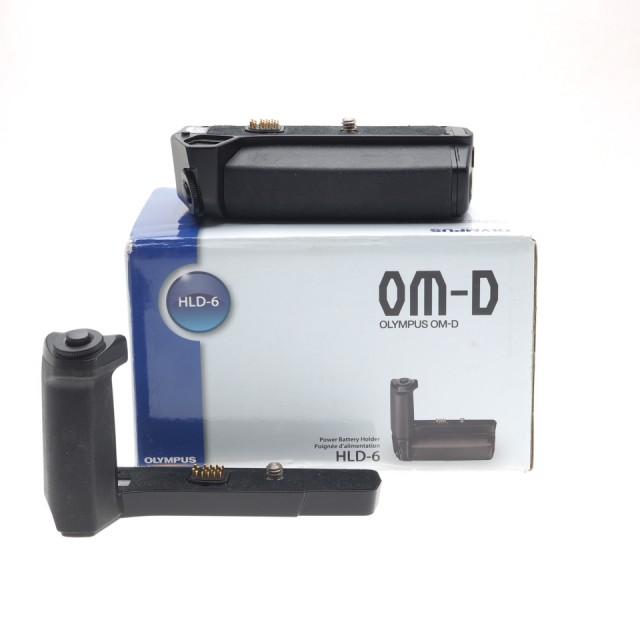 Olympus HLD-6 power battery holder
