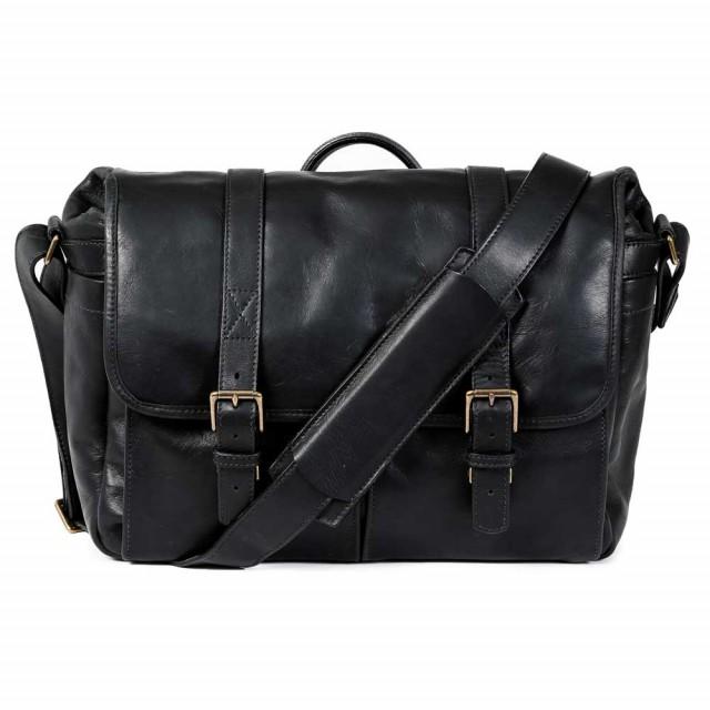 Ona Brixton Leather Black
