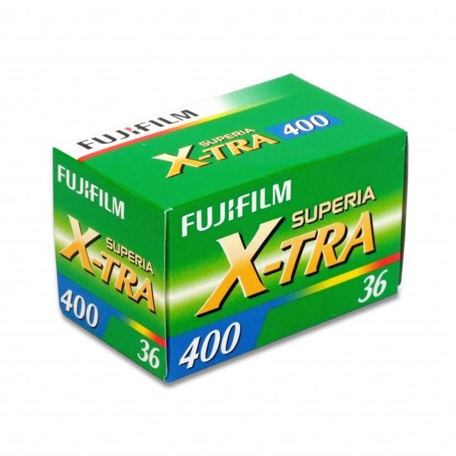 Fujifilm Superia X-Tra 400 (135)