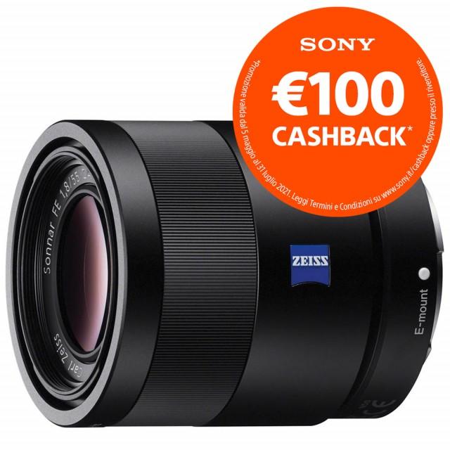Sony Sonnar T* FE 55mm f/1.8 Z