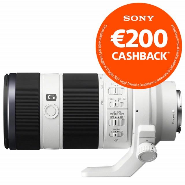 Sony FE 70-200mm f/4.0 G