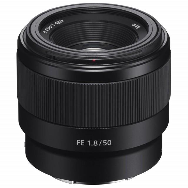 Sony SEL 50mm f/1.8 F