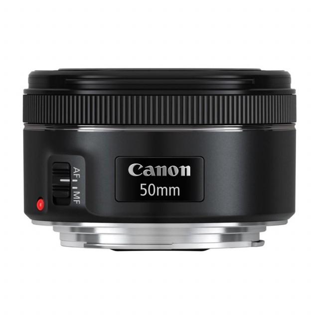 50mm F/1.8 Canon EF STM