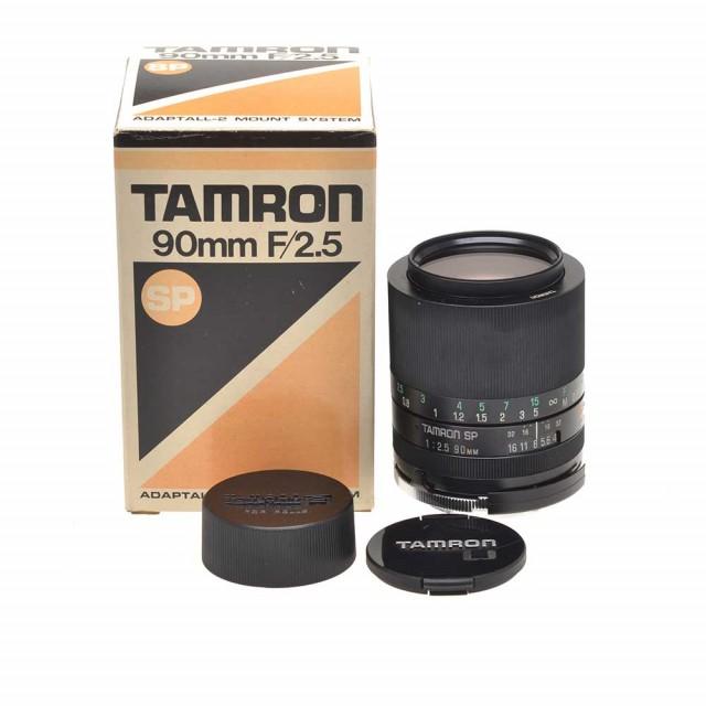 Tamron per Rollei 35 90mm F/2.5