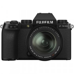 FUJIFILM X-S10 BLACK + XF 18-55mm f/2.8-4 R LM OIS