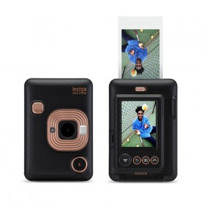 Instax mini LiPlay Fujifilm (Elegant Black)