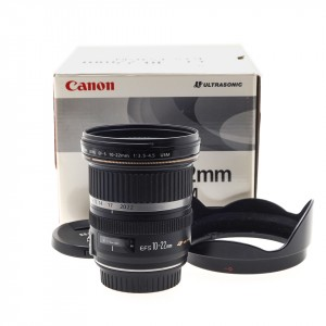 10-22mm f/3.5-4.5 USM Canon EF-S