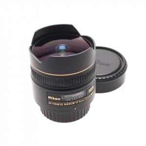 10.5mm f/2.8 G ED Fisheye Nikkor AF DX