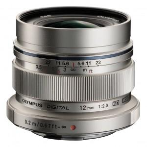 12mm f/2 SILVER OLYMPUS