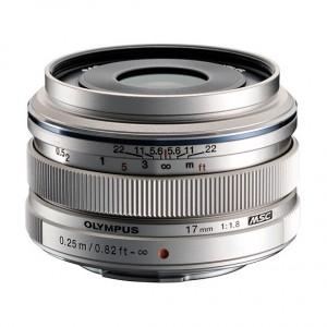 17mm f/1.8 SILVER OLYMPUS