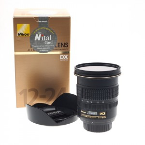 12-24mm f/4G IF ED Nikkor (NITAL)
