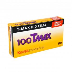 Kodak Professional T-Max 100 (x5)