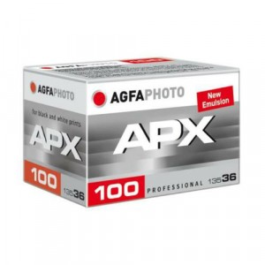 Agfa APX 100 (135)