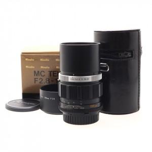 135mm f/2.8 MC Tele Rokkor Minolta SR