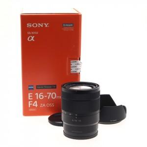 16-70mm f/4 ZA OSS Sony Vario-Tessar T* E
