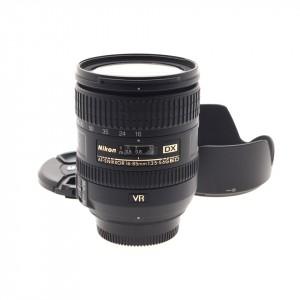 16-85mm f/3.5-5.6 G ED VR Nikkor AF-S DX