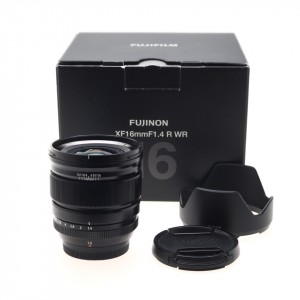 16mm f/1.4 R WR Fujifilm XF